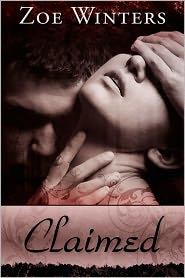 Zoe Winters - Claimed (Paranormal Romance/Urban Fantasy: Blood Lust Novella 2)