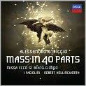 CD Cover Image. Title: Alessandro Striggio: Mass in 40 Parts, Artist: Robert Hollingworth