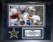 Product Image. Title: Tony Romo, Dallas Cowboys 11x14 Collage with Game Used Turf