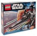 Product Image. Title: LEGO Star Wars Imperial V-Wing Starfighter 7915