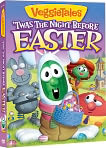Video/DVD. Title: Veggie Tales: 'Twas the Night Before Easter