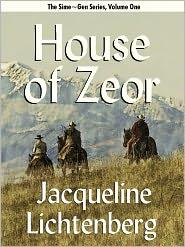 Jacqueline Lichtenberg - House of Zeor (Sime~Gen, Book 1)