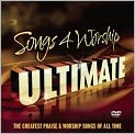 CD Cover Image. Title: Songs 4 Worship: Ultimate