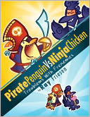 Pirate Penguin vs Ninja Chicken, Volume 1