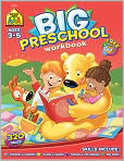 Book Cover Image. Title: Big Preschool Workbook (Big Get Ready Books Series), Author: by Barbara Gregorich