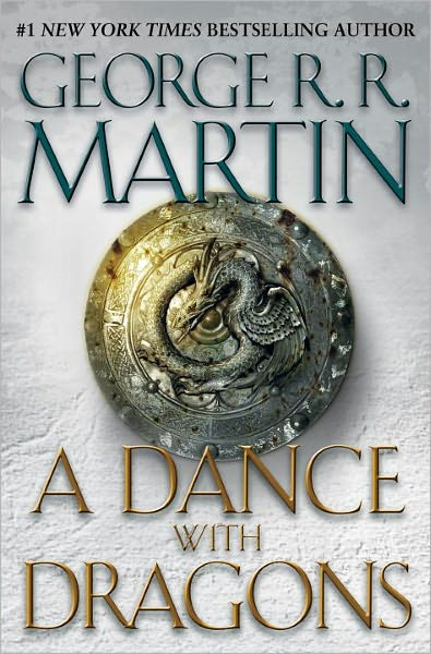 book cover of A Dance with Dragons by George R. R. Martin