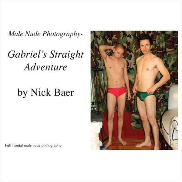 Speedo posing, locker room intimacy, nude massage. Full frontal male nudity, ...