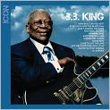 CD Cover Image. Title: Icon, Artist: B.B. King