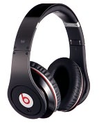 Product Image. Title: Beats by Dr. Dre Studio High-Definition Headphones in Black