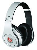 Product Image. Title: Beats by Dr. Dre Studio High-Definition Headphones in White