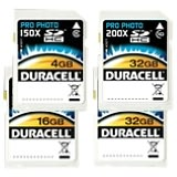 Product Image. Title: Duracell DU-SD1016G-C 16 GB Secure Digital High Capacity (SDHC) - 1 Card