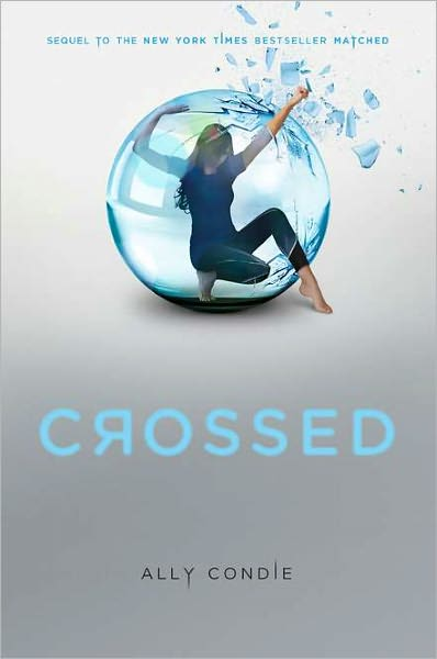 book cover of Crossed by Ally Condie