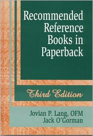 Buy refference books - Recommended Reference Books in Paperback