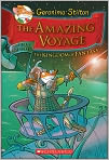 Book Cover Image. Title: The Amazing Voyage (Geronimo Stilton:  The Kingdom of Fantasy Series #3), Author: by Geronimo Stilton