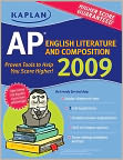 Book Cover Image. Title: Kaplan AP English Literature and Composition 2009, Author: by Denise Pivarnik-Nova