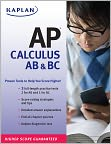 Book Cover Image. Title: Kaplan AP Calculus AB & BC, Author: by Tamara Lefcourt Ruby
