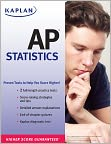 Book Cover Image. Title: Kaplan AP Statistics, Author: by Bruce Simmons