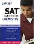 Book Cover Image. Title: Kaplan SAT Subject Test:  Chemistry Edition, Author: by Claire Aldridge