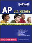 Book Cover Image. Title: Kaplan AP U.S. History, Author: by Krista Dornbush