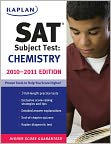 Book Cover Image. Title: Kaplan SAT Subject Test Chemistry, Author: by Claire Aldridge