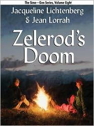 Jean Lorrah Jacqueline Lichtenberg - Zelerod's Doom (Sime~Gen, Book 8)