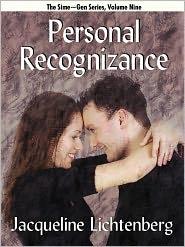 Jacqueline Lichtenberg - Personal Recognizance (Sime~Gen, Book 9)