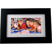 Product Image. Title: Pandigital PanImage PI7002AWB Digital Photo Frame