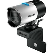 Product Image. Title: Microsoft LifeCam Q2F-00001 Webcam - Silver - USB 2.0