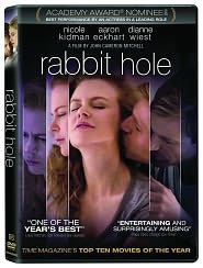 Rabbit Hole starring Nicole Kidman: DVD Cover