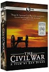 Video/DVD. Title: The Civil War: A Film by Ken Burns