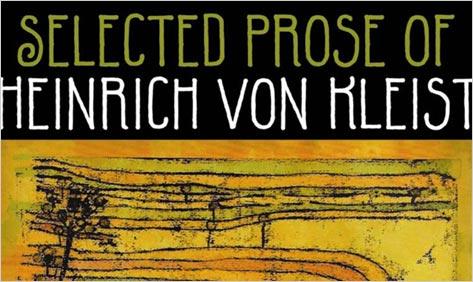 The Stories of Heinrich von Kleist