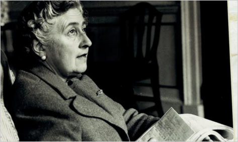 Agatha christie essays