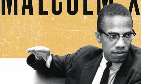 thesis statement for malcom x