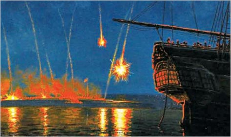 By Rockets Red Glare >> The Rockets Red Glare The Barnes Noble Review