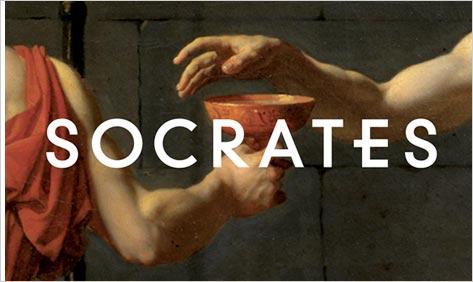 Greek Philosopher Socrates