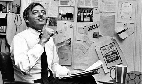 "essays by william f buckley jr I had occasion to explore the early writings of william f buckley, jr but buckley's '57 essay the national review,"" racist writing, and."