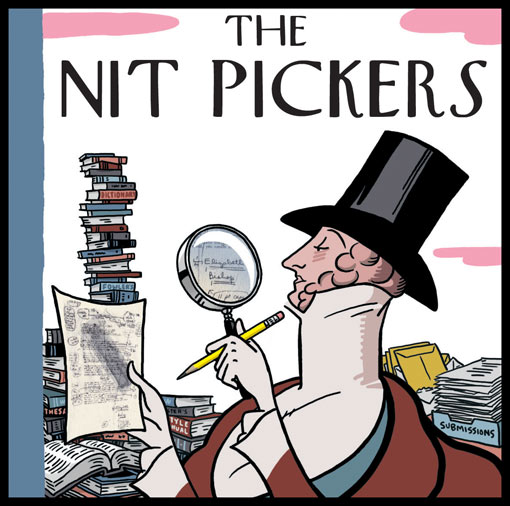 The Nit Pickers 2