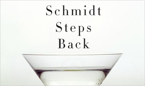 Schmidt Steps Back