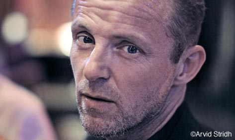 Chain Reactions: An Interview with Jo Nesbø