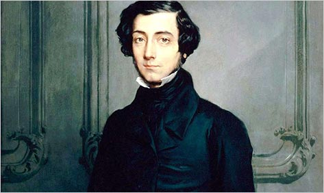 "equality of conditions according to tocqueville essay According to tocqueville, the dominant tendency of modern history is toward the   ""when inequality of conditions is the common law of society, the most  and  with an introductory essay by max lerner, was published by harper in 1966."