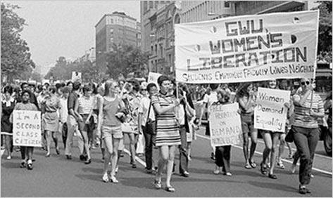 Feminism in Literature The Feminist Movement in the 20th Century - Essay
