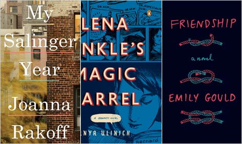 From Bell Jar to Magic Barrel: Emily Gould, Joanna Rakoff, and Anya Ulinich