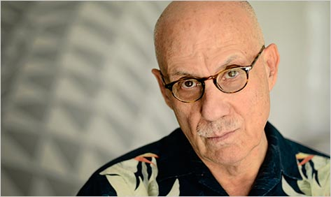 James Ellroy: Brood and Yearn