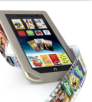 Product Image: NOOK Tablet