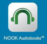 NOOK Audiobooks™