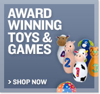 Award Winning Toys & Games - Shop Now