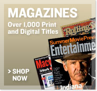 Magazines - Over 1,000 Print and Digital Titles - Shop Now