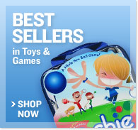 Best Sellers in Toys &amp; Games - Shop Now