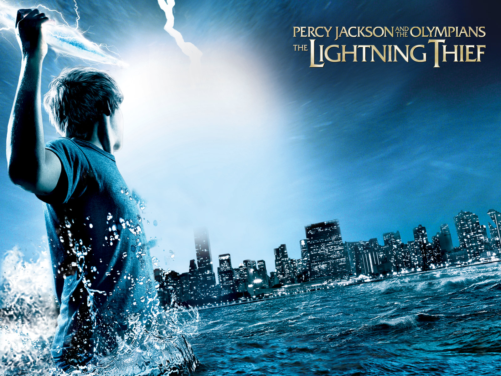 & Percy Jackson and the Olympians: The Lightning Thief (2010) | 52in14 azcodes.com