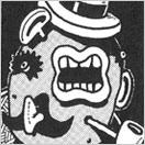 A Picasso-esque potato head from Breakdowns